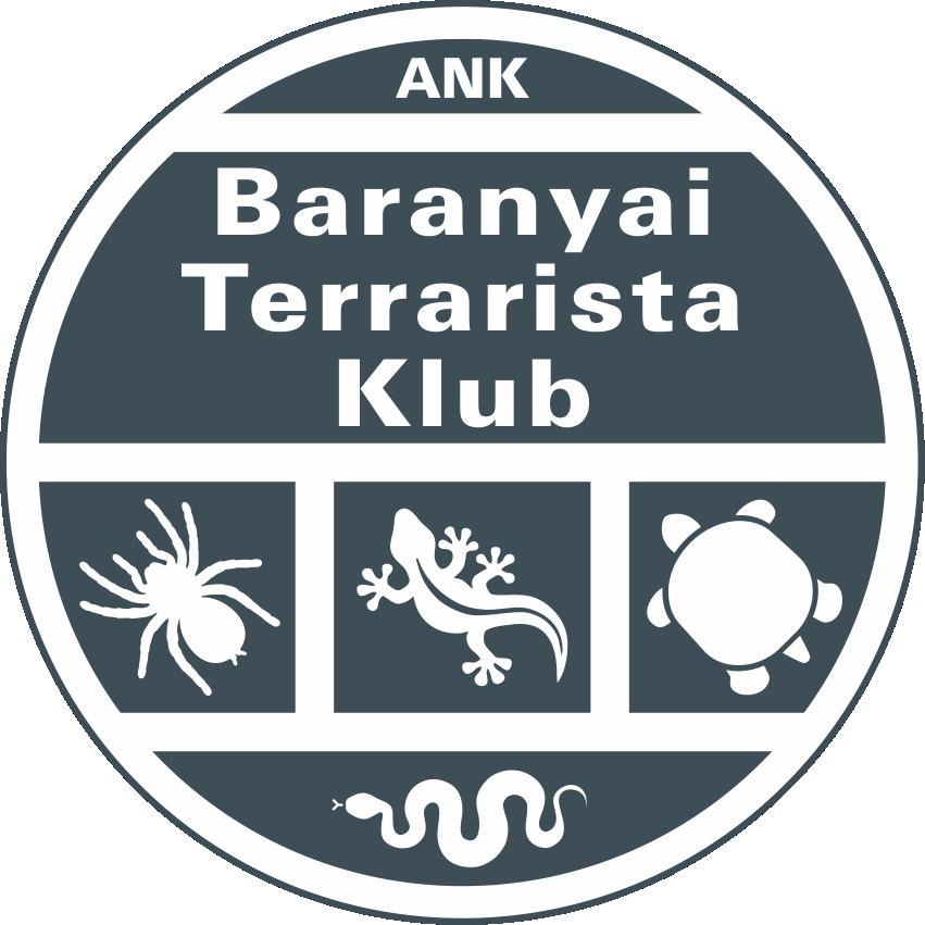 Baranyai Terrarista Klub logo